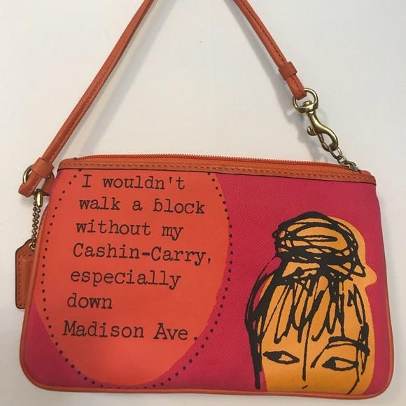 Coach Handbags - Coach small bag